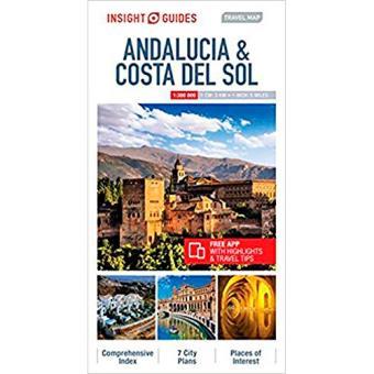 Insight Travel Maps: Andalucia & Costa del Sol