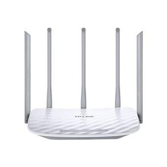 Router Inalámbrico de Doble Banda TP-Link Archer C60 AC1350