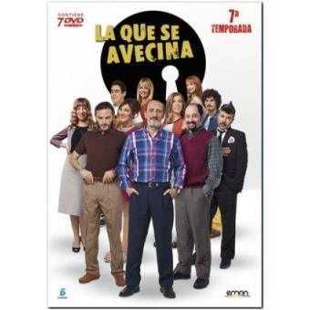 La que se avecinaLa que se Avecina - Temporada 7 - DVD