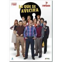 La que se Avecina - Temporada 7 - DVD