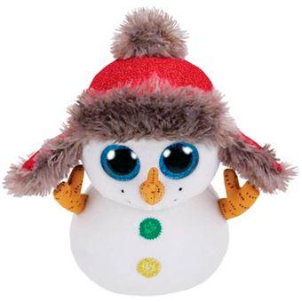 Peluche Ty Beanie Boo's Muñeco de nieve