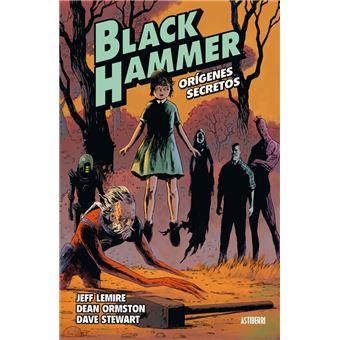 Black Hammer 1 Orígenes secretos