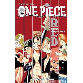 One piece. Guía 1. Red