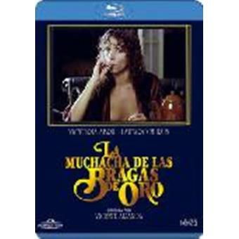 La muchacha de las bragas de oro - Blu-Ray