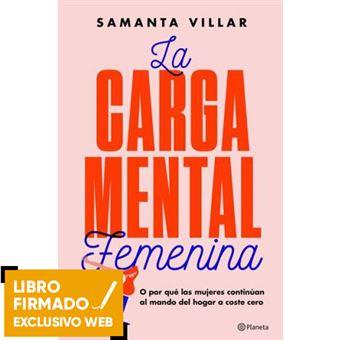 La carga mental femenina - Libro Firmado