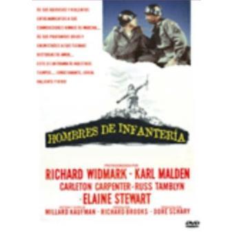 Hombres de infantería - DVD