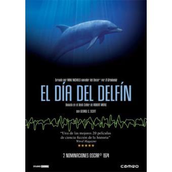 El día del delfín - DVD