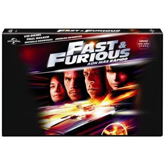 A todo gas: Aún más rápido - Fast and Furious 4 - DVD Ed Horizontal