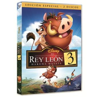 El Rey León 3: Hakuna Matata - DVD