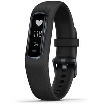 Smartband Garmin Vivosmart 4 Negro Talla S
