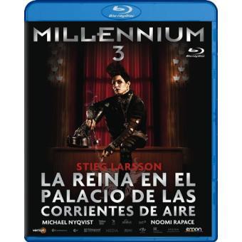 Millennium 3: La reina en el palacio de las corrientes de aire - Blu-Ray