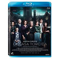 La casa torcida - Blu-Ray
