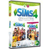 Los Sims 4 Juego + Expansión Rumbo a la Fama PC