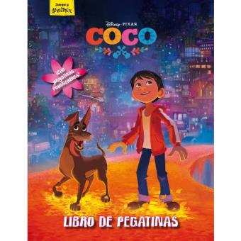 Coco -  Libro de pegatinas