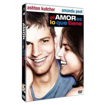El amor es lo que tiene - DVD
