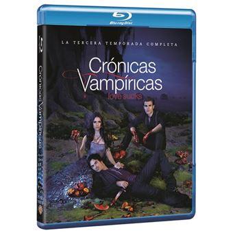 Crónicas Vampíricas  Temporada 3 - Blu-Ray