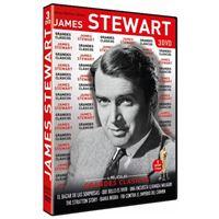 Pack Grandes Clásicos James Stewart - DVD