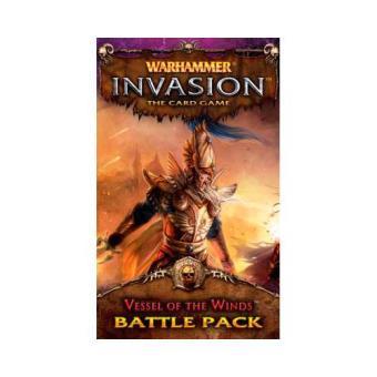 Warhammer.  Invasion: Huésped de los vientos