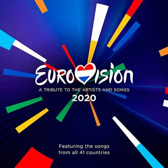 Eurovision 2020 - A Tribute To The Artists And Songs - 2 CD