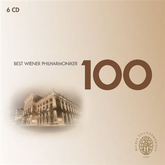 100 Best Wiener Philharmoniker - 6 CDs