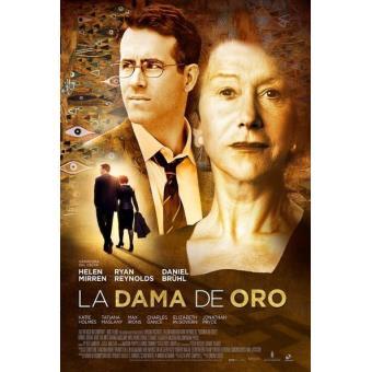 La dama de oro - DVD