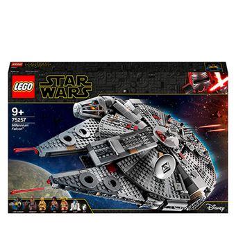 LEGO Star Wars TM 75257 Halcón Milenario