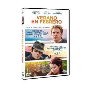 Verano en febrero - DVD