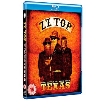 The Little Ol' Band From Texas - Blu-Ray