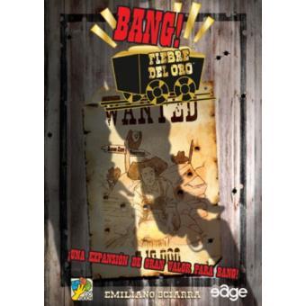 ¡Bang! Wild west show. Cartas