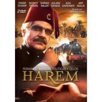 Pack Harem - DVD