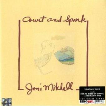 Court And Spark - Vinilo