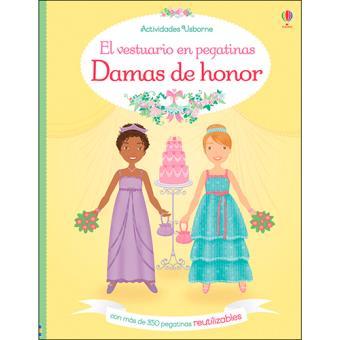 9ff9b064c0b7 El vestuario en pegatinas - Damas de honor - -5% en libros | FNAC