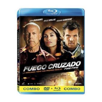 Fuego cruzado - Blu-Ray + DVD