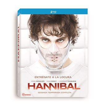 Hannibal - Temporada 2 - Blu-Ray