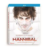 Hannibal - Temporada 2 - Blu-Ray