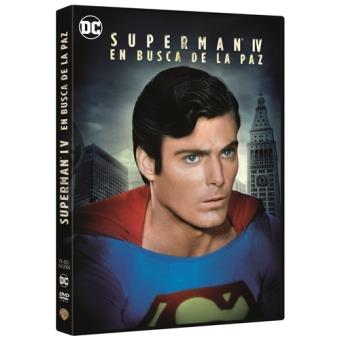 Superman IV - DVD