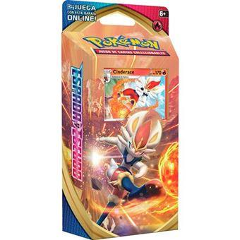 Baraja Pokémon Espada y escudo