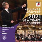 Concierto de año nuevo 2021 - 3 Vinilos
