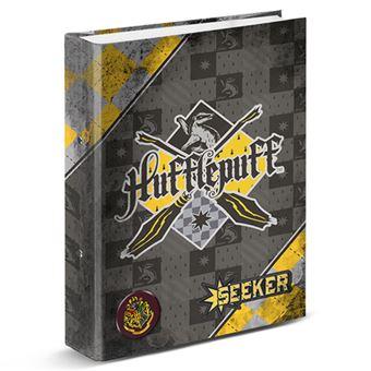 Carpeta archivadora A4 Harry Potter - Hufflepuff Quidditch