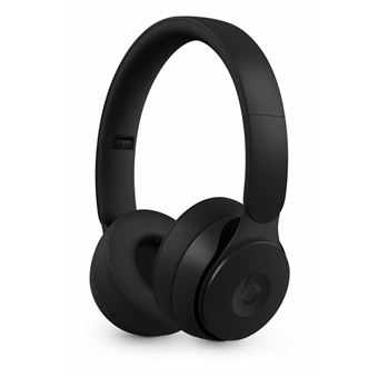Auriculares Noise Cancelling Beats Solo Pro Negro