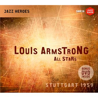 Louis Armstrong. All Stars. Stuttgart 1959 (CD + DVD)