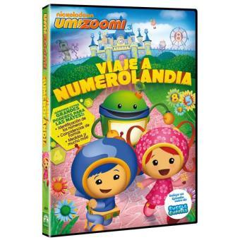 Umizoomi: Viaje a Numerolandia - DVD