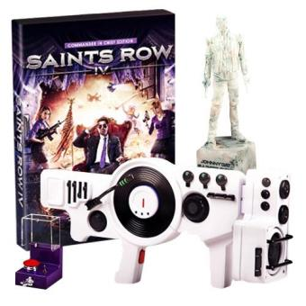 Saints Row IV Super Dangerous Edition Wub Wub PS3