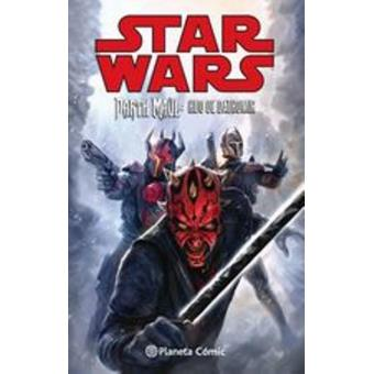 Star Wars Darth Maul: hijo de Dathomir