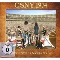 Csny 1974 + DVD