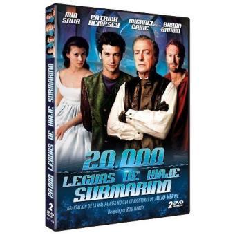 20.000 Leguas de Viaje Submarino - DVD