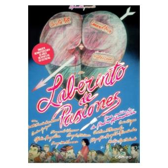 Laberinto de pasiones - DVD