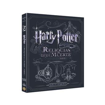Harry Potter y las Reliquias de la Muerte: Parte 1 - Blu-Ray