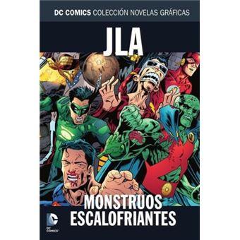 JLA - Monstruos escalofriantes