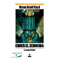 Saga de Ender 3 - Ender el xenocida